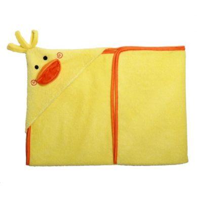 Zoocchini - Ręcznik z Kapturem Kaczuszka