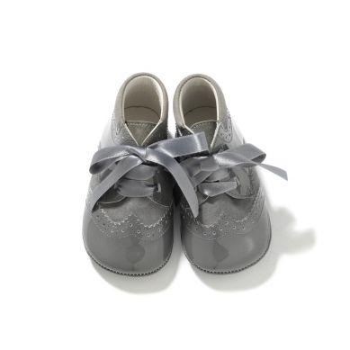 Petite Maison - Buty Oxford Grey