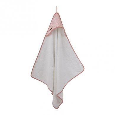 Little Dutch - Bawełniany Ręcznik Adventure Pink