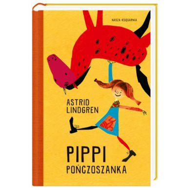 Wydawnictwo Nasza Księgarnia - Pippi Pończoszanka Wyd. Kolekcjonerskie