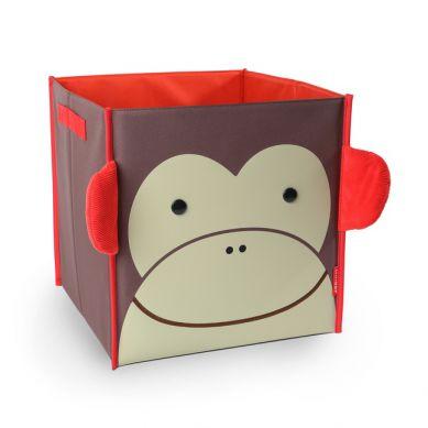 Skip Hop - Pudełko Na Zabawki Zoo Jumbo Małpka
