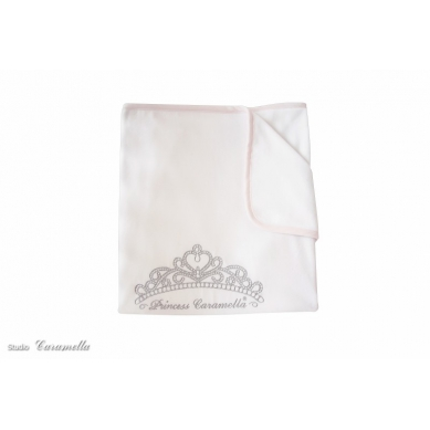 Caramella - Kocyk Niemowlęcy Light Princess Caramella