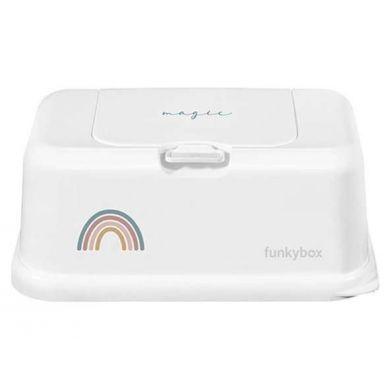 Funkybox - Pojemnik na Chusteczki Rainbow