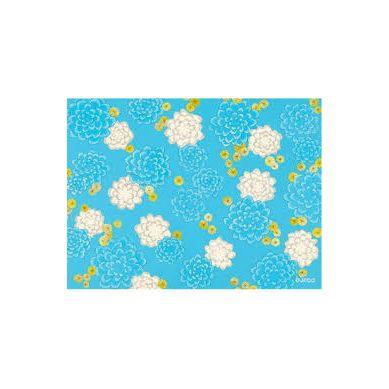 Djeco - Podkładka na Stół Niebieskie Kwiaty