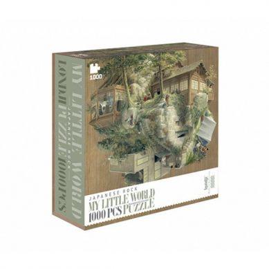 Londji - Puzzle 1000 el. Japanese Rock Japońska Skała 5/8 lat