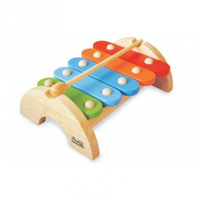 Indigo Jamm - Drewniany Ksylofon dla Najmłodszych 1+
