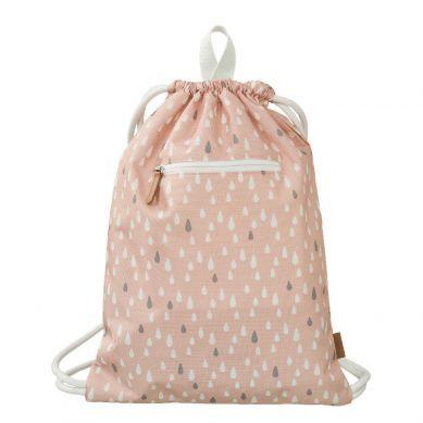 Fresk - Plecak Worek Kropelki Pink