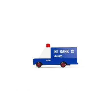 Candylab - Drewniany Samochód Opancerzony Van