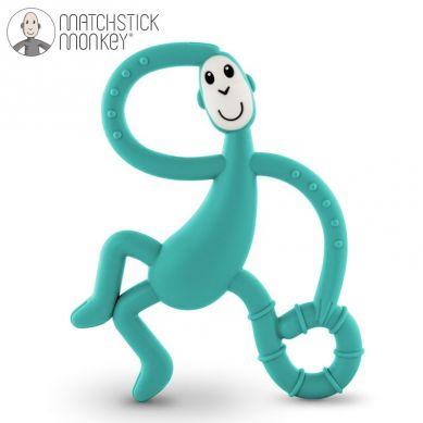 Matchstick Monkey - Gryzak Masujący ze Szczoteczką Green