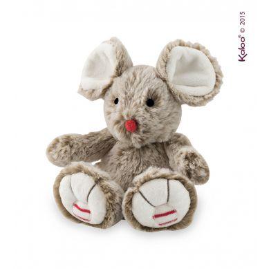 Kaloo - Przytulanka Kolekcja Rouge Myszka Piaskowy Beż 19 cm