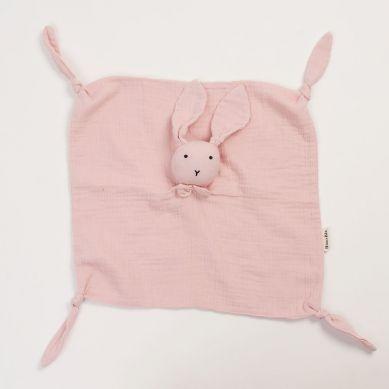 Bim Bla - Przytulanka Różowy Króliczek Huggy 0m+