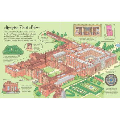 Wydawnictwo Usborne Publishing - See Inside Famous Palaces