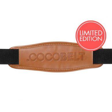 Cocobelt - Pas do Noszenia Fotelika Samochodowego Cognac