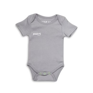 Juddlies - Body Everyday Grey 3-6m