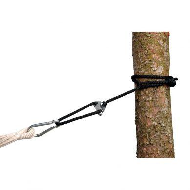 Amazonas - Sznur do Zawieszania Hamaków Smartrope Black