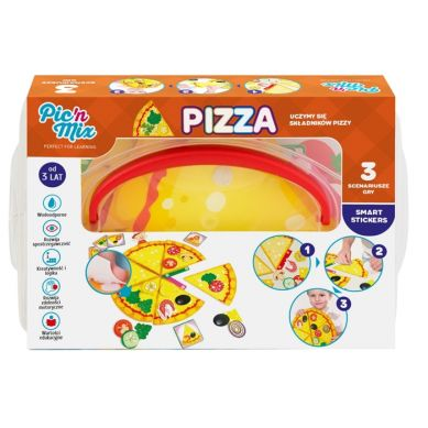 PicnMix - Gra Edukacyjna Pizza
