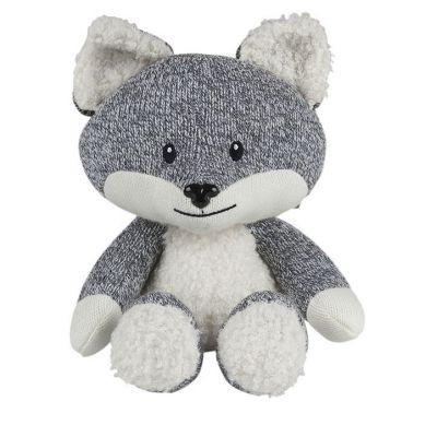 Flow - Uspokajający Lisek Robin the Fox Szary