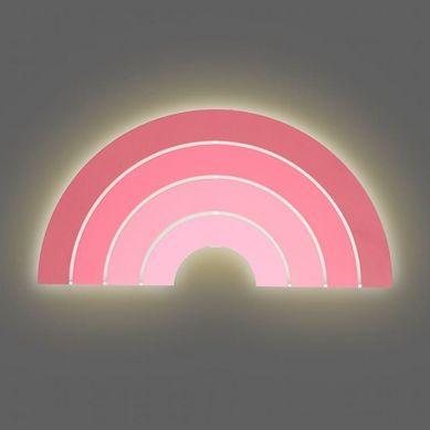 Jollein - Lampa Ścienna Tęcza Rainbow Blush Pink