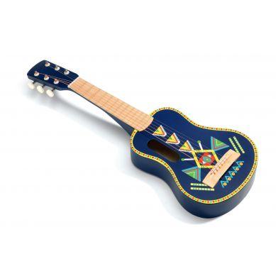 Djeco - Gitara- 6 strun Metalowych