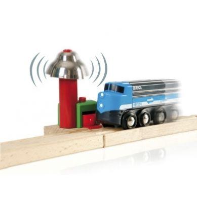 BRIO - World Magnetyczny Sygnalizator Dźwiękowy Dzwonek