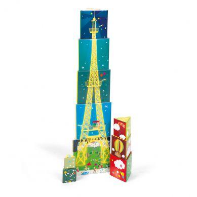 Janod - Piramida - Paryż