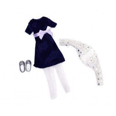 Lottie - Akcesoria dla Lalki Blue Velvet