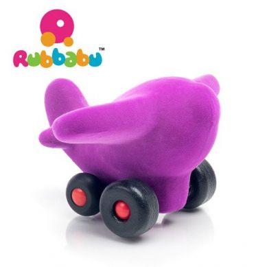 Rubbabu -  Samolot Sensoryczny Fioletowy