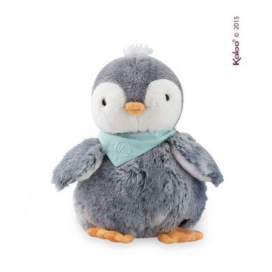 Kaloo - Przytulanka Pingwin Szary w Pudełku Kolekcja Les Amis 19cm