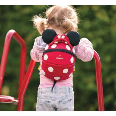 LittleLife - Plecak Disney Myszka Minnie