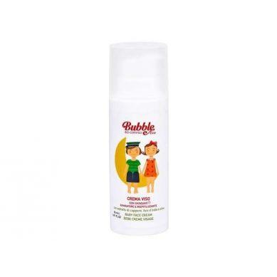 Bubble&CO - Organiczny Krem do Twarzy Dla Dzieci 50 ml