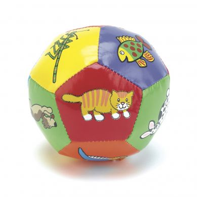 Jellycat - Piłeczka dla Niemowląt z Dźwiękiem Pet