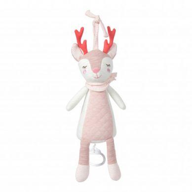Tiamo - Pozytywka Dreamy Deer Różowa