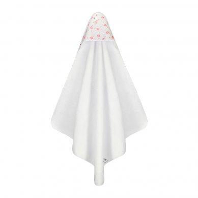 Maki Mon Ami - Ręcznik Kąpielowy z Kapturkiem Flaming Maja