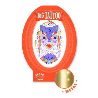 Djeco - Tatuaż Magiczna Maska