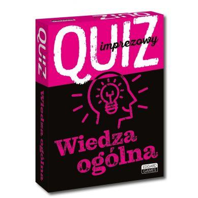 Edgard Games - Quiz Imprezowy Wiedza Ogólna 12+