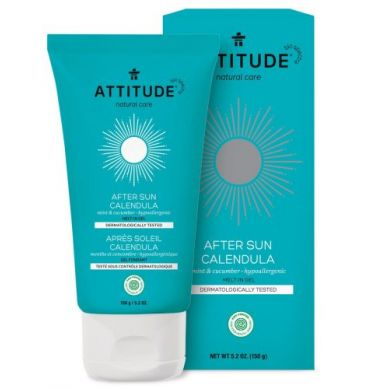 Attitude - After Sun Żel Nagietkowy Mint & Cucumber 150 g