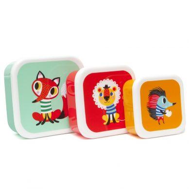Petit Monkey - Pudełka na Żywność Animal