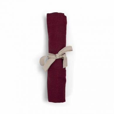 Filibabba - Pieluszka Muślinowa Deeply Red 65x65cm