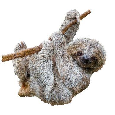 Madd Capp - Puzzle I am Lil Sloth Leniwiec 100 elem. 5+