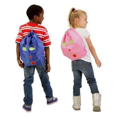 Potette Plus - Worek-Plecak Przedszkolaka Czerwony