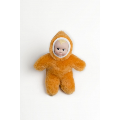 Sweetheart Doll - Pluszowa Laleczka Pomarańczowa