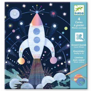 Djeco - Wydrapywanka Kosmos