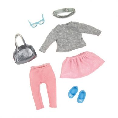 Lori - Zestaw Ubranek dla Lalki 15cm Fashion Frenzy