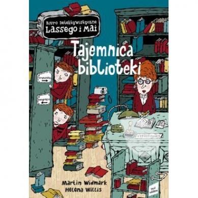 Wydawnictwo Zakamarki Tajemnica Biblioteki