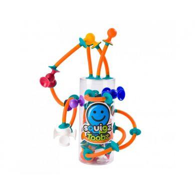 Fat Brain Toys - Przyssawki Toobz Squigz 18szt
