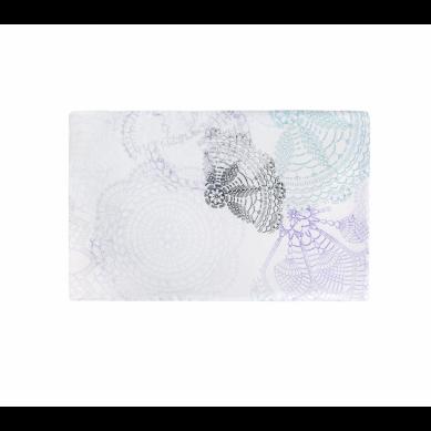 Lullalove - Poduszeczka Bambusowa 30x20 cm Boho Gray