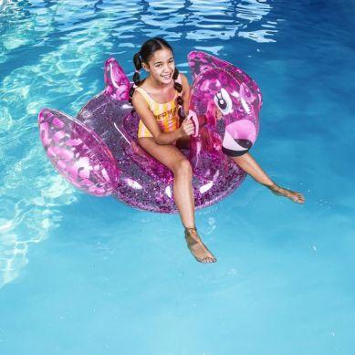 The Swim Essentials - Duży Flaming do Pływania XL