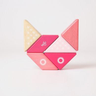 Tegu - Drewniane Klocki Magnetyczne Kitty