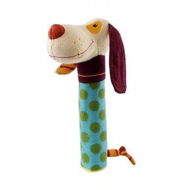 Lilliputiens - Piszcząca Zabawka Pies Jef