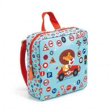 Djeco - Plecak dziecięcy Lew